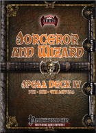 Sorcerer/Wizard Spell Deck IV (7th - 9th)