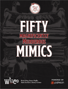 Fifty Magnificently Murderous Mimics
