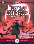 Libram of Lost Spells, vol. 8