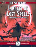 Libram of Lost Spells MEGABUNDLE
