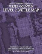 Purple Mountain: Level 2 Battle-Map