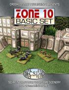 Zone 10 - Basic Set (10mm terrain)