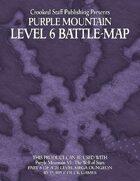 Purple Mountain: Level 6 Battle-Map