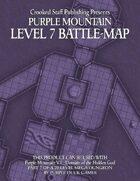 Purple Mountain: Level 7 Battle-Map