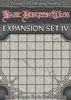 Basic Dungeon Tiles : Expansion Set 4