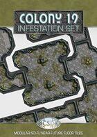 Colony 19 - infestation set (28mm)