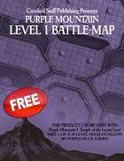 Purple Mountain: Level 1 Battle-Map