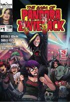 The Saga of Pandora Zwieback Annual #1