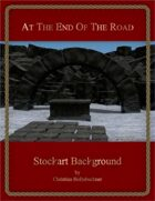 At the End of the Road : Stockart Background
