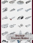 Spaceship Stockart [BUNDLE]
