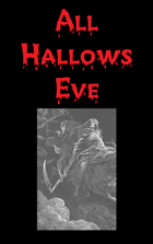 ALL HALLOWS EVE Card Game - Rule Sheet