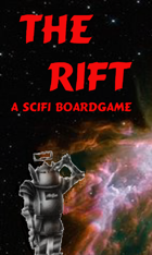THE RIFT Boardgame - Rule sheet