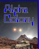 ALPHA COLONY Boardgame - Rule Sheet