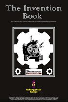 The Invention Book (PFRPG)