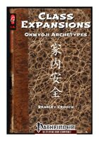 Class Expansions - Onmyoji Archetypes