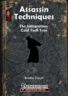 Assassin Techniques - The Integration Cold Tech Tree