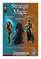 Strange Magic 1 Hero Lab Kickstarter Preview