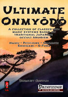 Ultimate Onmyodo (PFRPG)