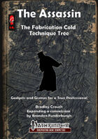 The Assassin - The Fabrication Cold Technique Tree