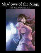 Shadows of the Ninja: Lite Ninja RPG