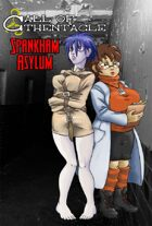 Call of Cthentacle: Spankham Asylum