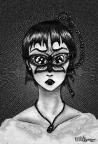 Zelart 047: Elven Butterfly Mask (Scholarship Winner)