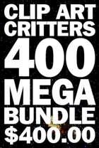 Clipart Critters #400 Mega Bundle [BUNDLE]