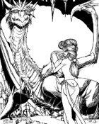 Zelart 047 - The Dragon Tome