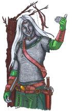 Zelart 054 Dark Elf Scout