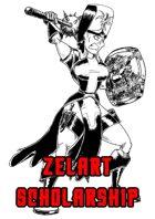 Zelart 055: Cartoon Cleric