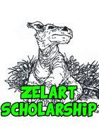 Zelart 080: Strange Little Creature