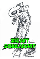 Zelart 081: Strange Little Lizard