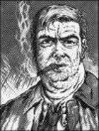 Clipart Critters 20 - Smoking Man