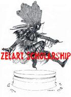 ZelArt 100: Fantasy Dancer