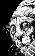 Clipart Critters 27 - Cat Man Do
