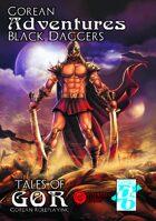 05: Black Daggers