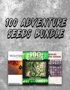 100 Adventure Seeds [BUNDLE]