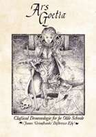 Ars Goetia - Classical Demonology for OSR Games