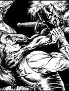 Clipart Critters 73 - Assassin Strangulation