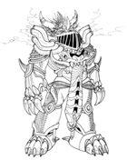 Zelart 012 - Magitech Knight