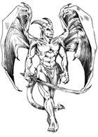 Zelart 021 - Winged Demon Prince