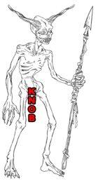 Zelart 028 - Horned Famine Demon