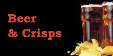 Beer & Crisps