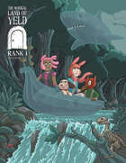 The Magical Land of Yeld: Rank 1 Adventure Set