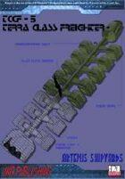 TCCF-5 Terra Class Freighter