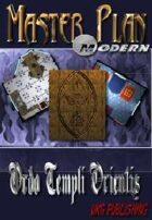 Master Plan Modern: Ordo Templi Orientis