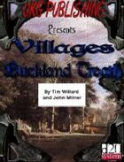 Villages - Buckland Treath