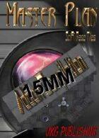 Master Plan: SciFi Base Tiles: Addon Compilation 15mm