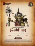 Amazing Races: Goblins!
