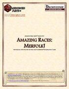 Amazing Races: Merfolk!